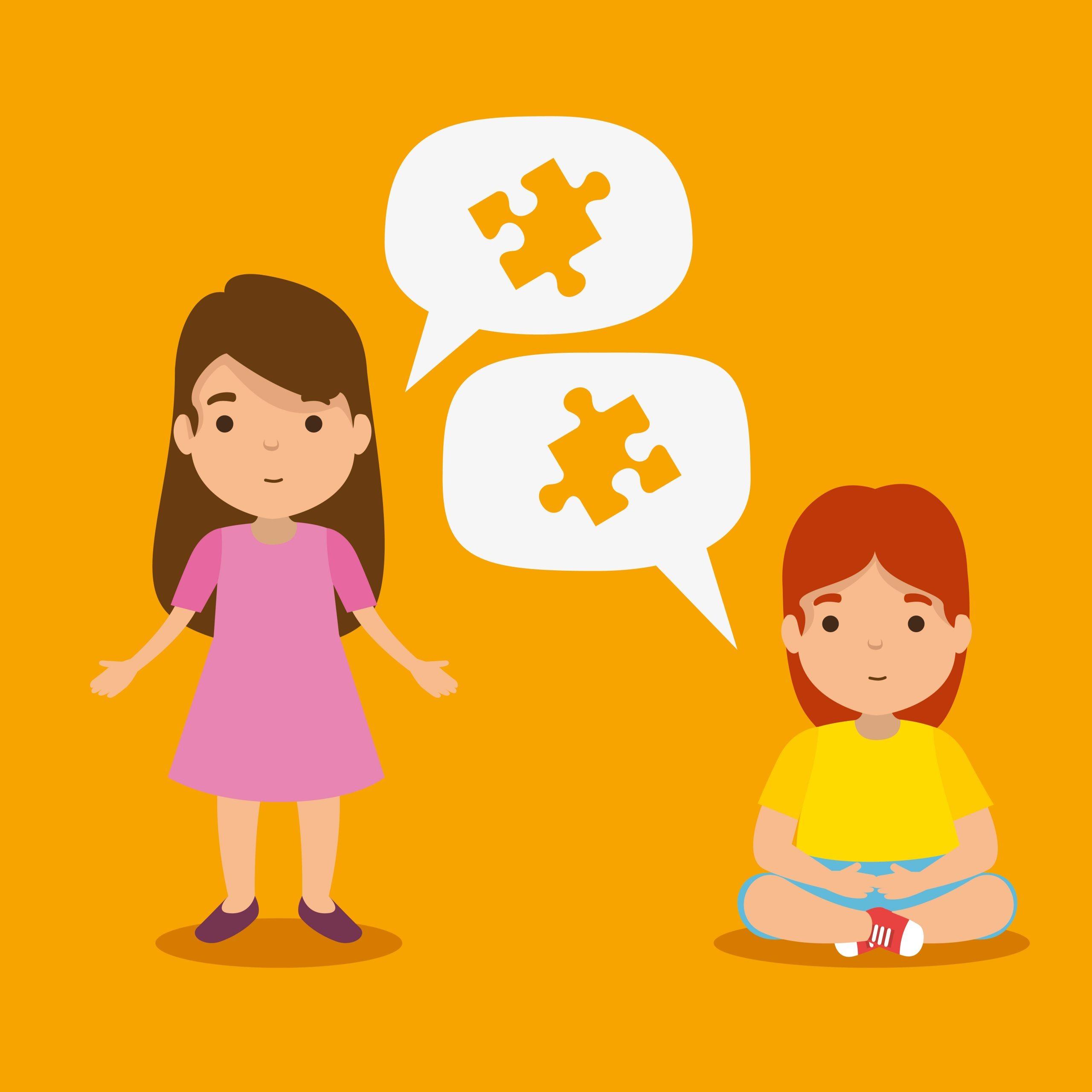 Diferencias en la comunicación entreTEL y TEA